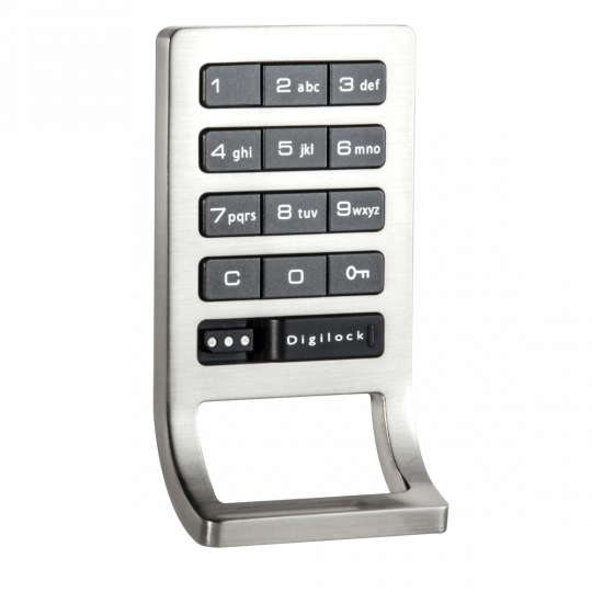 Digilock keypad